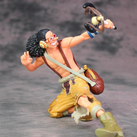 Figurine One Piece Usopp Kabuto (14cm)