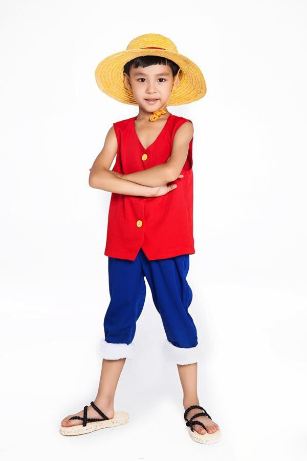 Déguisement one piece Luffy enfant
