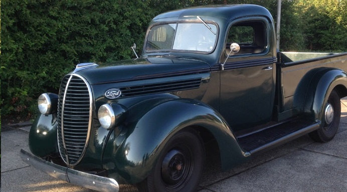 1938-1939 Ford Truck