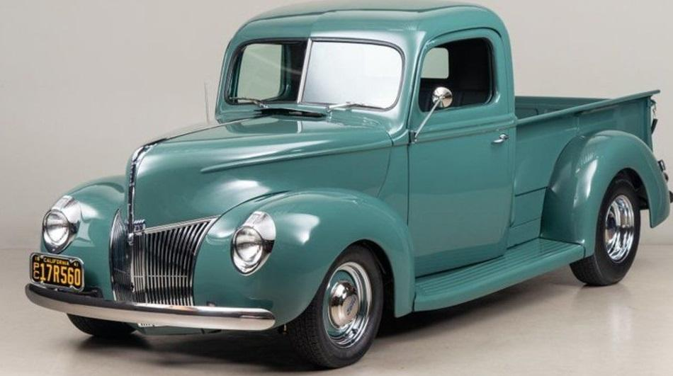 1940-1941 Ford Pickup Truck