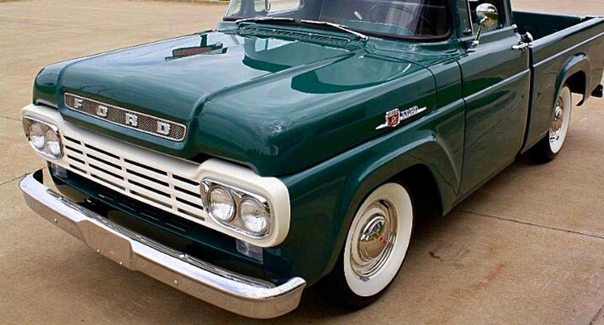 1957-1960 Ford F-100 Truck