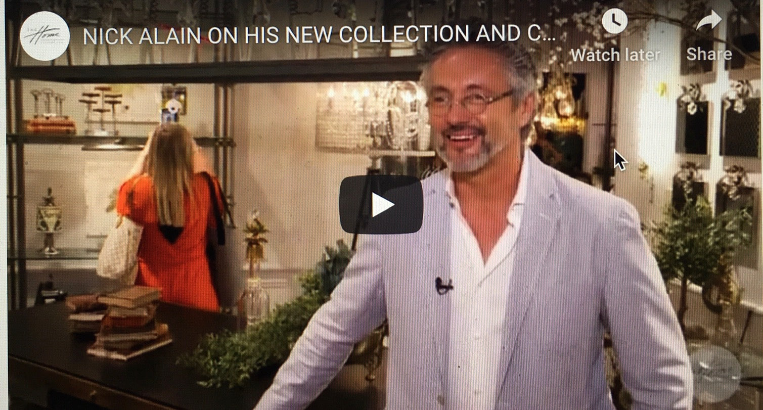 Nick Alain On His New Collection and Collaboration With Lisa Vanderpump