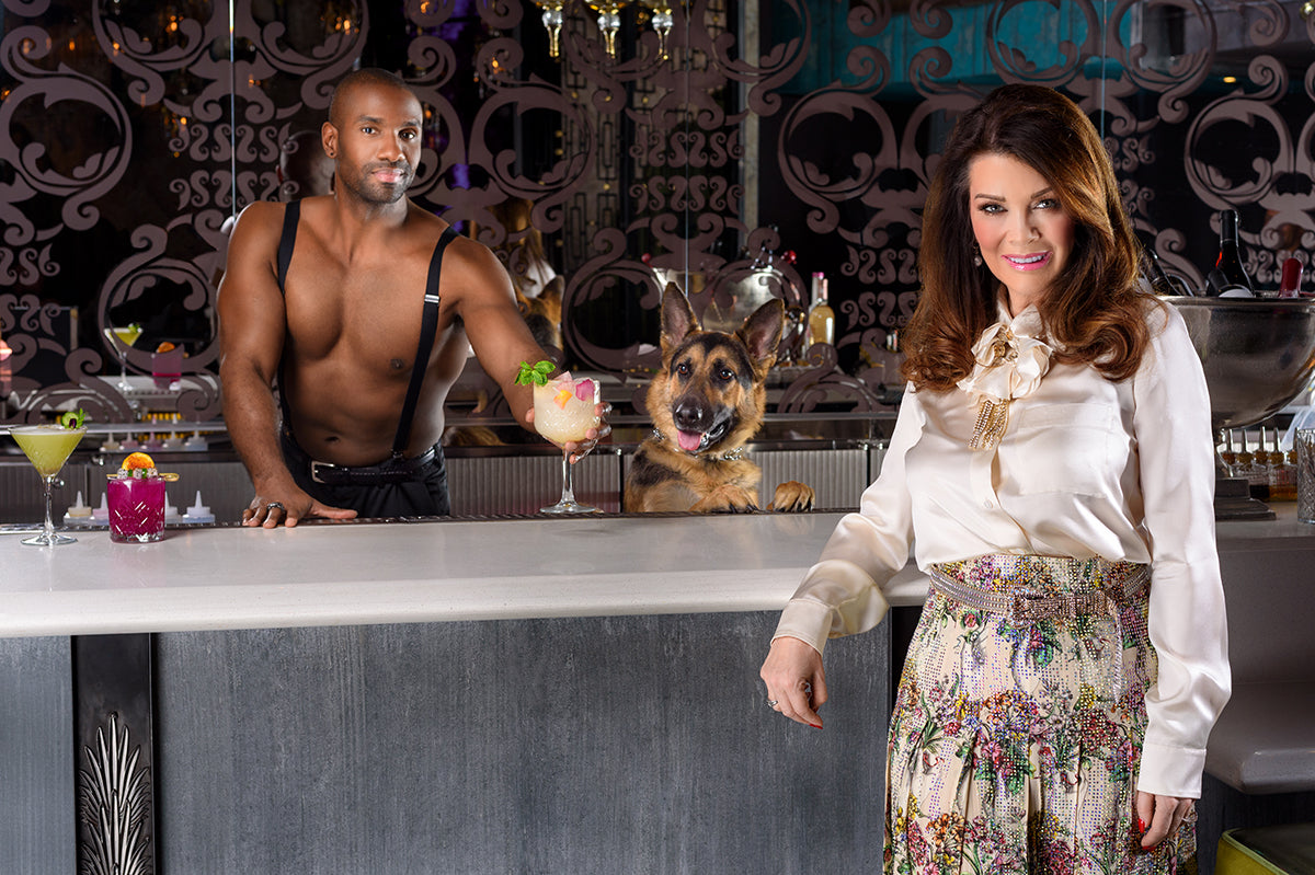 Lisa Vanderpump Opens First Venue In Las Vegas
