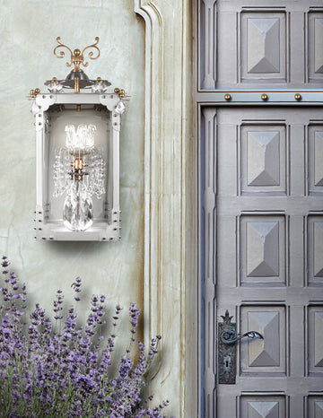 Delphina Outdoor Sconce