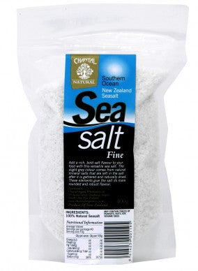 Natural NZ Fine Sea Salt