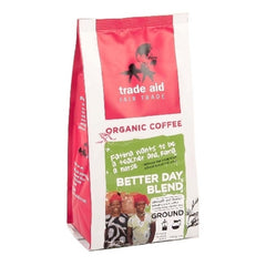 Organic Better Day Blend Med Grind Coffee