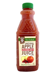 Organic Apple & Cranberry Juice