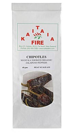 Manuka Smoked Organic NZ Jalapeno Chipotles