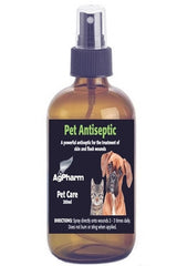 Natural Pet Antiseptic