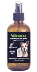 Natural Pet Mouthwash