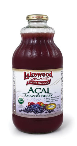 Organic Acai Amazon Berry Juice