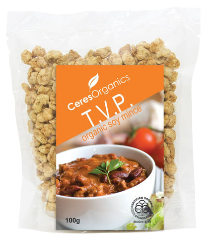 Organic Soy Mince (TVP)