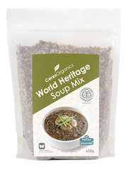 Organic World Heritage Soup Mix