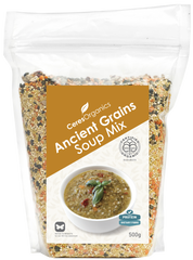 Organic Ancient Grains Soup Mix