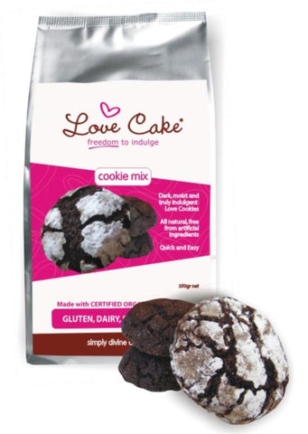 Organic Simply Divine Chocolate Cookie Mix
