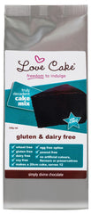 Natural Simply Divine Chocolate Cake Mix