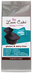 Natural Simply Divine Chocolate Muffin Mix
