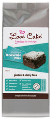 Natural Simply Divine Chocolate Brownie Mix