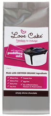 Organic Simply Divine Self-Saucing Chocolate Pudding Mix
