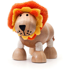 Lion Wooden Toy Animal Friend