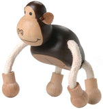 Gorilla Wooden Toy Animal Friend