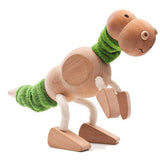 T-Rex Wooden Toy Animal Friend