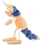 Parasaurolophus Wooden Toy Animal Friend