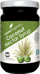 Organic Coconut Nectar Syrup