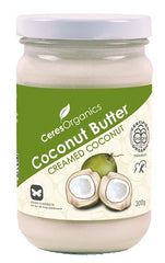Organic Creamed Coconut Butter