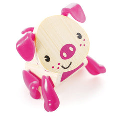 Bamboo eco Pig