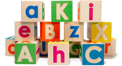ABC Blocks - Upper & Lower Case