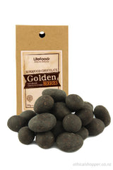 Raw Organic Chocolate Covered Golden Berries