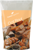 Organic Whole Grain Oat Flour