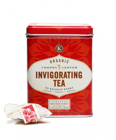 Organic Invigorating Tea