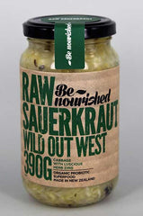 Wild Out West Raw Sauerkraut