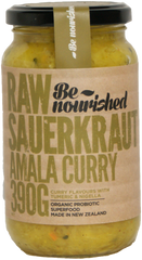 Amala Curry Raw Sauerkraut