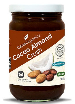 Organic Cacao Almond Crush