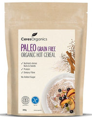 Organic Paleo Grain Free Hot Cereal