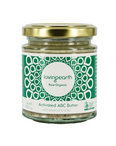 Raw Organic Activated ABC Butter with Coconut & Chia