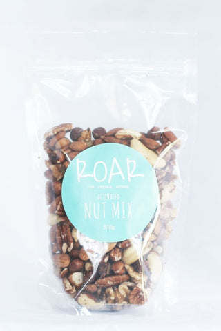 Raw Organic Activated Nut Mix