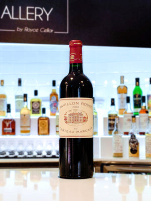 Pavillon Rouge de Margaux - 2005 - 750ml