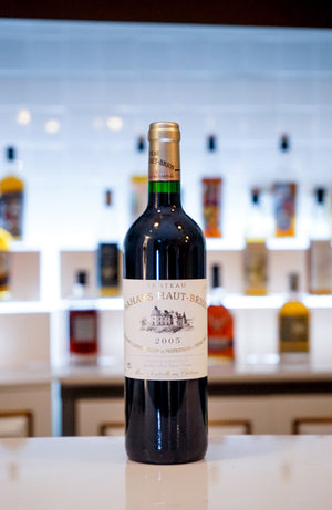 Bahans Haut Brion - 2005 - 750ml