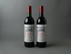Chateau L'Eglise-Clinet 1992 x 2 bottles