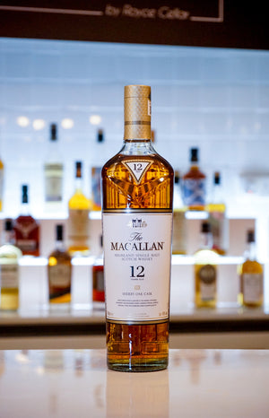 Macallan 12 Year Old Sherry Oak - 700ml