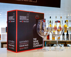 RIEDEL Sommeliers Burgundy Grand Cru Value Gift Pack Set/2