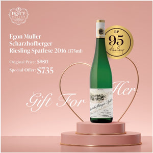 Egon Muller Scharzhofberger Riesling Spatlese 2016 -375ml