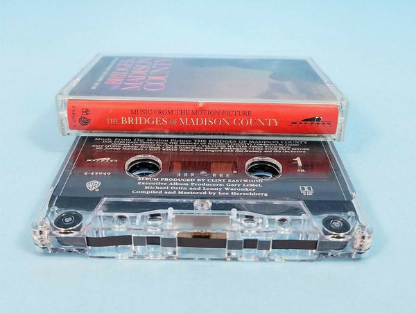 Bridges of Madison County Music From The Motion Picture Cassette
