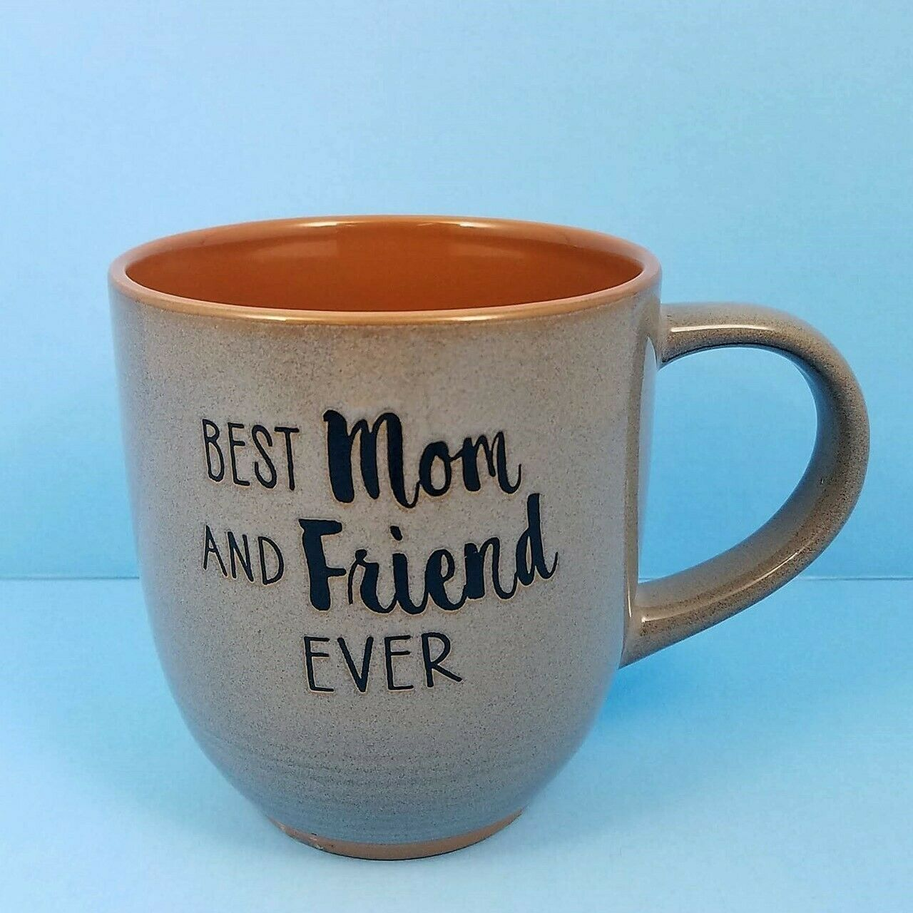 Best Mom and Friend Coffee Mug Cup or Pen Holder by Blue Sky 16oz 455ml