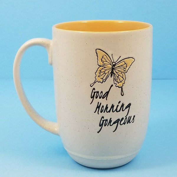 Butterfly Breeze Series Coffee Mug Cup Blue Sky Spectrum 16oz Your Choice Saying