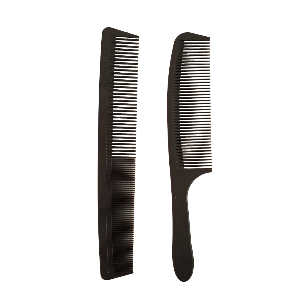 Hair Combs - 2 Pack - Alpeka